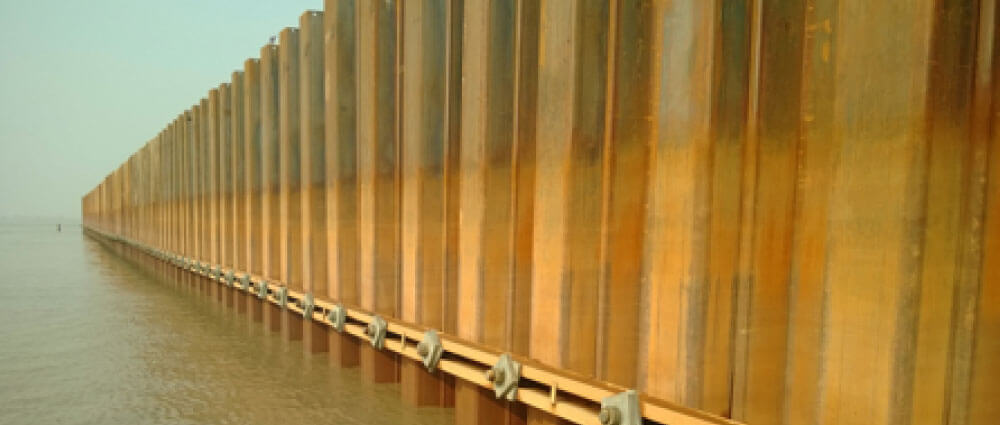 Our Services | Oriental Sheet Piling