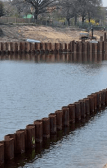 Steel Sheet Piles Have Been Utilized For More Than 100